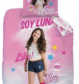 Disney Soy Luna Soy Luna Dekbedovertrek Be Unique 140x200cm + kussensloop  60x70cm
