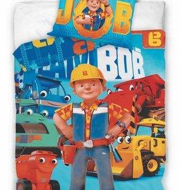 Bob de Bouwer Bob de Bouwer Dekbedovertrek Great Job 140x200cm + kussensloop 70x90cm