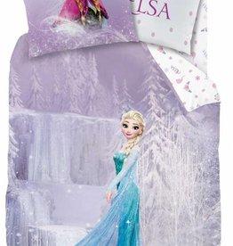 Disney Frozen Disney Frozen Dekbedovertrek Cascade 140x200cm