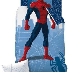 Spiderman Spiderman Dekbedovertrek Manhattan 140x200cm + kussensloop 63x63cm
