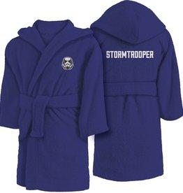 Star wars Star Wars Badjas Stormtrooper 6-8 jr. - Blauw