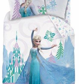 Disney Frozen Disney Frozen Dekbedovertrek Arabesque 140x200cm + kussensloop 63x63cm