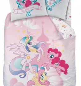 My little Pony My little Pony Dekbedovertrek Royally 140x200cm + kussensloop 63x63cm