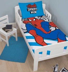 Spider-Man Spider-Man Dekbedovertrek Hang 120x150cm + kussensloop 42x62cm