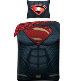 Batman VS Superman Dawn of Justice - Dekbedovertrek - Eenpersoons - 140 x 200 cm - Multi
