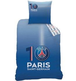 Paris Saint Germain Paris Saint Germain Dekbedovertrek Numero Dix 140x200cm + kussensloop 63x63cm