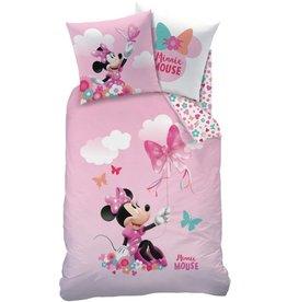 Disney Minnie Mouse Disney Minnie Mouse  Papillon Dekbedovertrek  Papillon 140x200cm + kussenloop 63x63cm