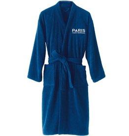 Paris Saint Germain Paris Saint Germain  Badjas met capuchon Magique 6 / 8 jaar - Blauw