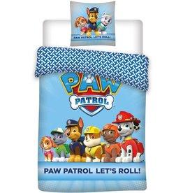 Paw Patrol Paw Patrol Dekbedovertrek 140x200cm + kussensloop 65x65cm