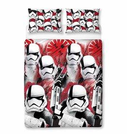 Star wars Star Wars Dekbedovertrek  VIII Trooper 200 x 200cm + Kussensloop 48 x 74cm