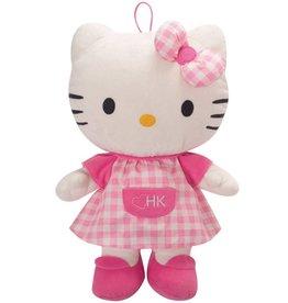 Hello Kitt3 Hello Kitty Knuffel/Pyjamatas 35 cm - Polyester