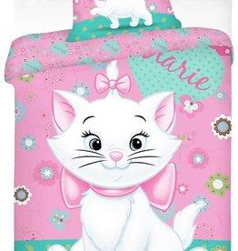 Disney Aristocats Disney Aristocats Dekbedovertrek Marie Cat 140x200cm + kussensloop 70x90cm