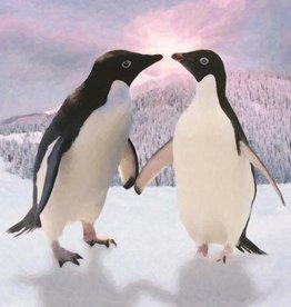 Animal Pictures fotobehang Pinguins 232 x 158 cm