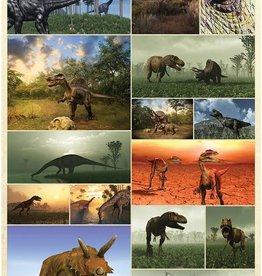 Animal Pictures fotobehang Dinosaurus 232x158cm