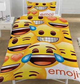 Emoji Dekbed Faces 140x200cm