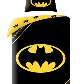 Batman Batman Dekbedovertrek Logo 140x200cm + Kussensloop 70X90cm