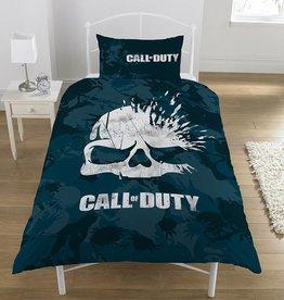 Call of Duty Call of Duty Dekbedovertrek Broken Skull 135 x 200cm + Kussensloop 50 x 75cm