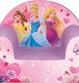 Disne3 Princess - Fauteuil - 42 x 52 x 33 cm - Roze