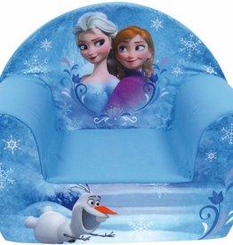 Disne3 Frozen - Fauteuil - 42 x 52 x 33 cm - Blauw