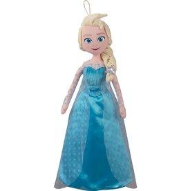 Disne3 Frozen Disney Frozen Elsa Knuffel/Pyjamatas - 48 cm - Polyester