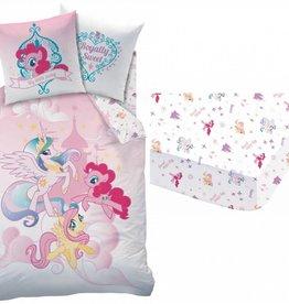 My little Pony My little Pony dekbedovertrek-set Royally 140x200cm  + Hoeslaken