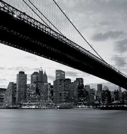 New 3ork Fotobehang New York Bridge 232 x 315 cm
