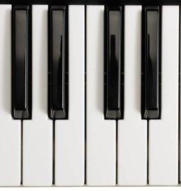 Fotobehang Piano 232cm x 315cm