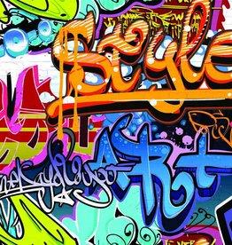 Fotobehang Graffity 232cm x 315cm