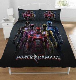 Power Rangers Power Rangers Dekbedovertrek 200 x 200 cm + 2x kussensloop 48 x 74 cm