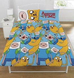 Adventure Time Adventure Time Dekbedovertrek 200x200cm + 2x 50x75cm