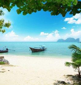Fotobehang - Phi Phi Eilanden - 366 x 254 cm - Multi