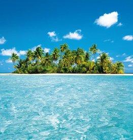 Fotobehang Malediven Droom - 366 x 254 cm - Multi