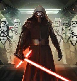 Star wars Star Wars  fotobehang 4 delig 368x254cm - 2740 P8
