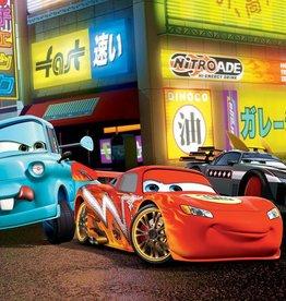 Disney Cars Disney Cars  fotobehang 4 delig 368x254cm - 1587 P8