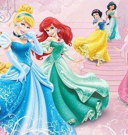 Disne3 Princess Disney Princess  fotobehang 4 delig 368x254cm - 591 P8