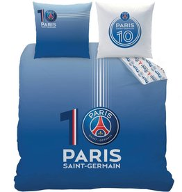 Paris Saint Germain Paris Saint Germain Dekbedovertrek Numero Dix 240x220cm - 2x 63x63cm