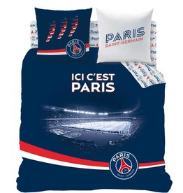 Paris Saint Germain Paris Saint Germain  Dekbedovertrek  Parc des Princes 240x220cm
