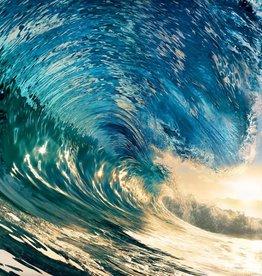 Fotobehang Fotobehang The Perfect Wave 366x254 cm