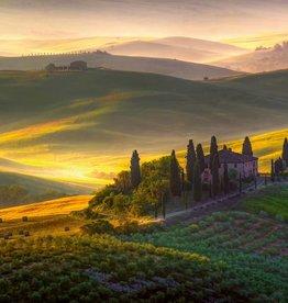 Fotobehang Fotobehang Toscana 366 x 254cm