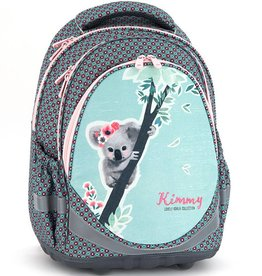 Kimmy Kimmy  Ergo Rugzak - 44 x 32 x 21 cm - polyester