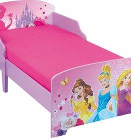 Disne3 Princess - Peuter Bed - 70 x 140 cm - Roze - Inclusief lattenbodem