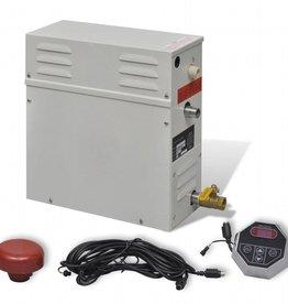 VidaXL Saunakachel 4,5 kW externe bediening