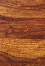 VidaXL Kasteelbankje 160x35x45 cm massief sheesham hout