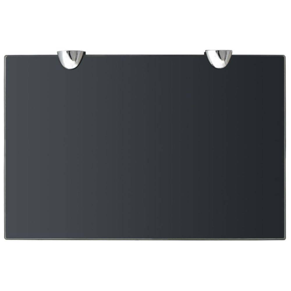 VidaXL Zwevend schap 30x20 cm 8 mm glas
