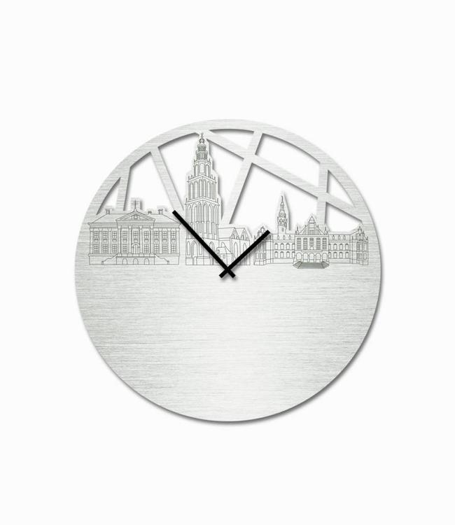 Skyline Groningen klok