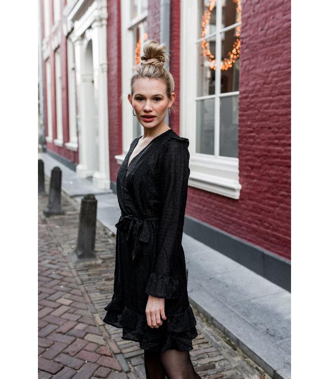 DRESS VICKY BLACK