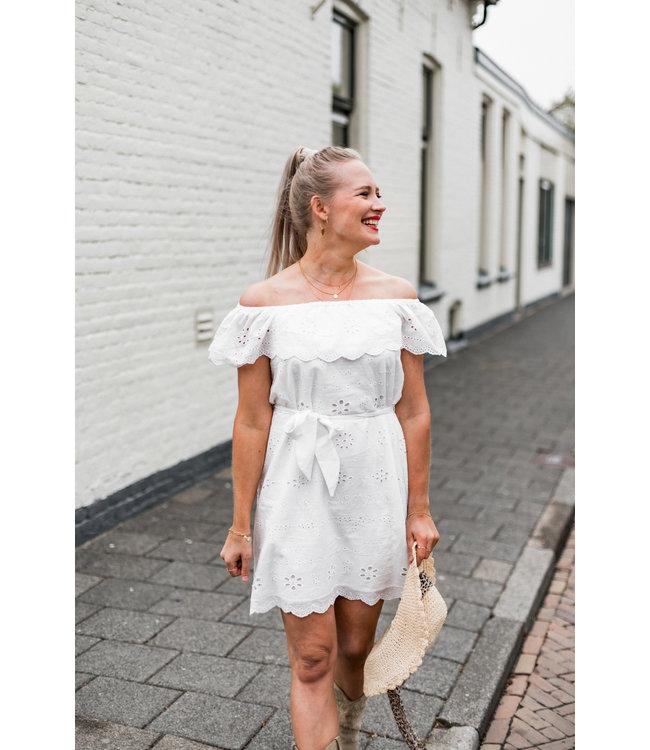DRESS TESS WHITE