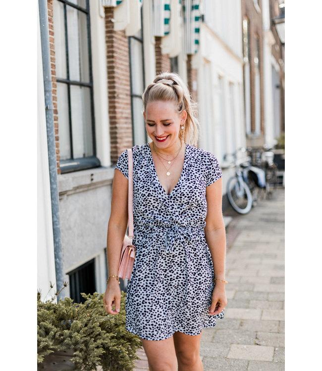 DRESS CELINE | BLUE