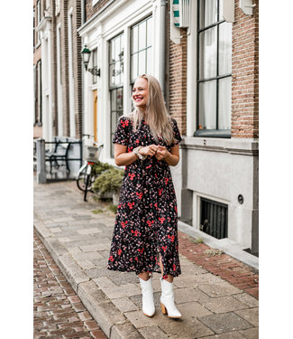 DRESS YARA | ROMANTIC FLOWERS