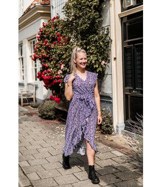 DRESS THYRZA | CHEETAH LILA